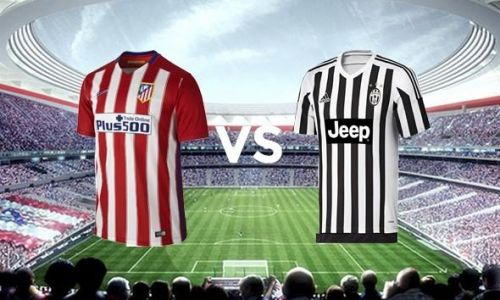 Atletico Madrid vs. Juventus