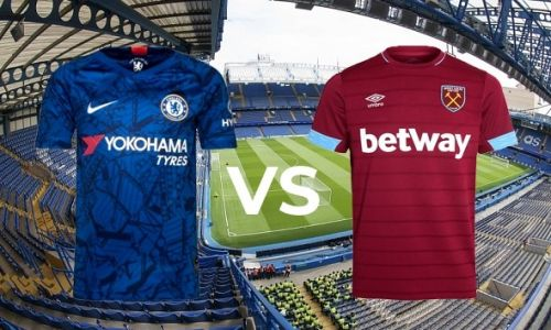 Chelsea vs. West Ham United