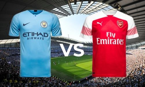Manchester City vs. Arsenal