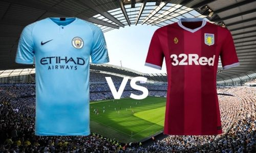 Manchester City vs. Aston Villa