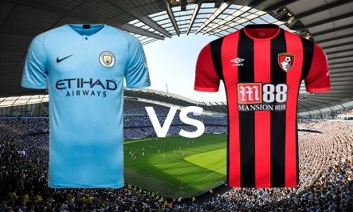 Manchester City vs. Bournemouth