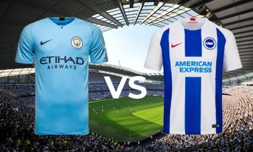 Manchester City vs. Brighton
