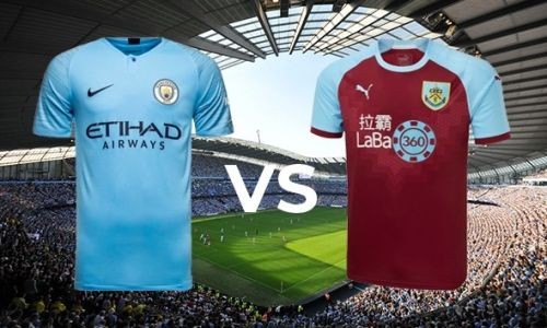 Manchester City vs. Burnley