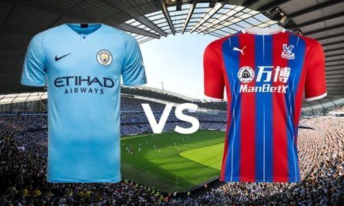 Manchester City vs. Crystal Palace