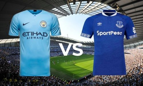 Manchester City vs. Everton