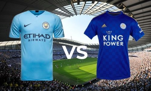 Manchester City vs. Leicester