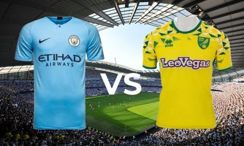Manchester City vs. Norwich