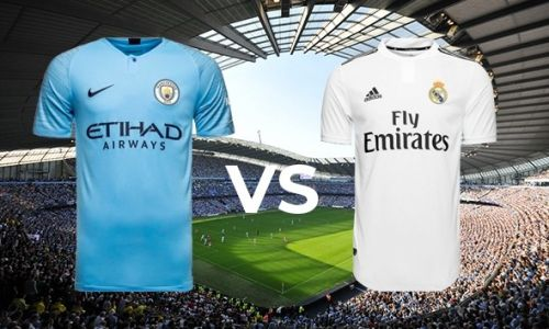 Manchester City vs. Real Madrid