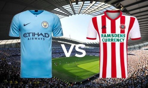 Manchester City vs. Sheffield United