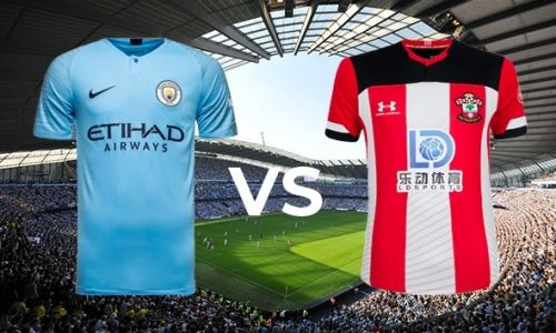 Manchester City vs. Southampton