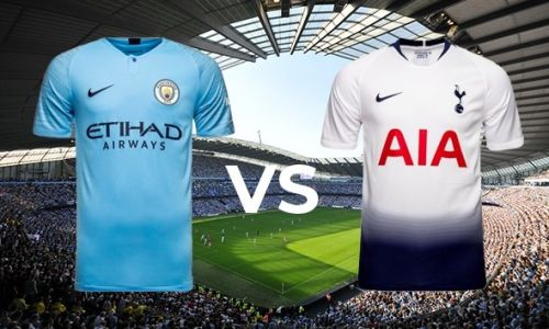 Manchester City vs. Tottenham
