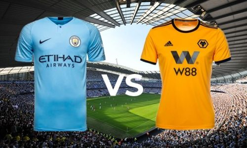 Manchester City vs. Wolverhampton