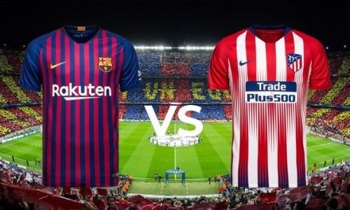Barcelona vs. Atletico Madrid