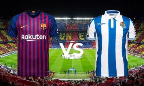 Barcelona vs. Real Sociedad