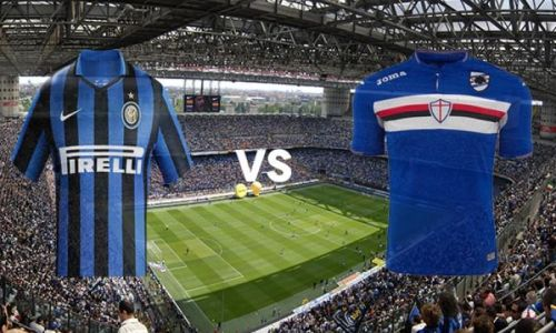 Inter Mediolan vs. Sampdoria