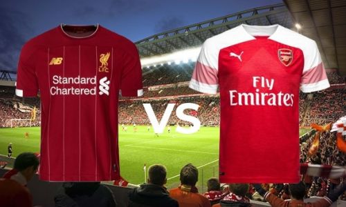 Liverpool vs. Arsenal