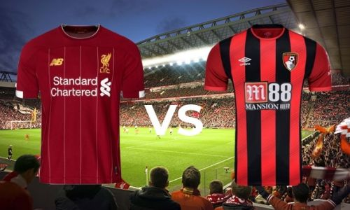 Liverpool vs. Bournemouth