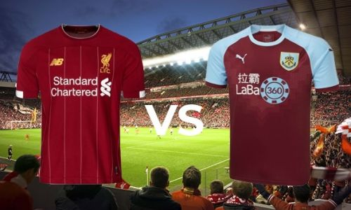 Liverpool vs. Burnley