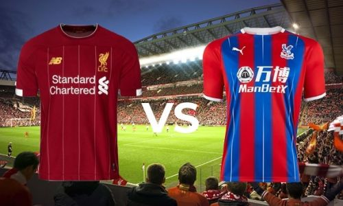 Liverpool vs. Crystal Palace