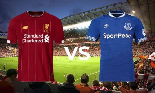Liverpool vs. Everton