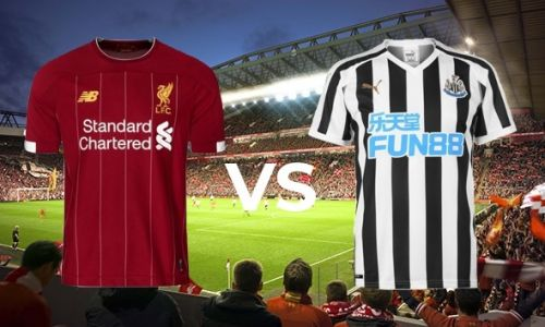 Liverpool vs. Newcastle