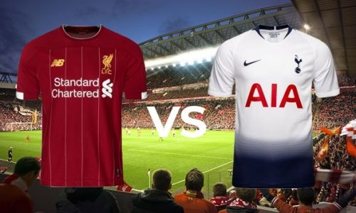 Liverpool vs. Tottenham