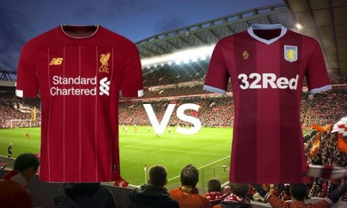 Liverpool vs. Aston Villa