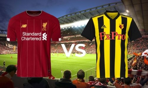 Liverpool vs. Watford