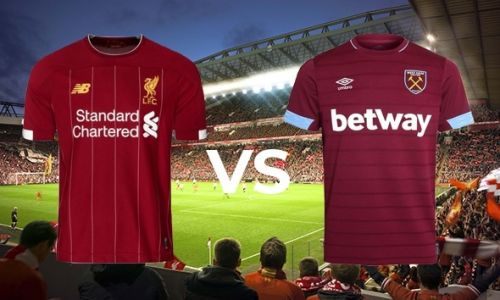 Liverpool vs. West Ham UTD