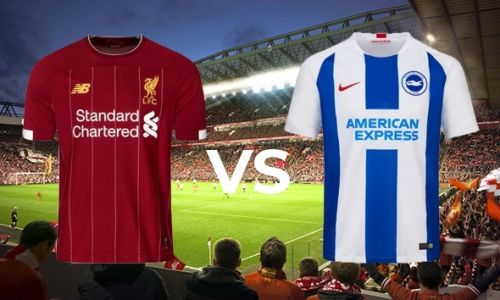Liverpool vs. Brighton