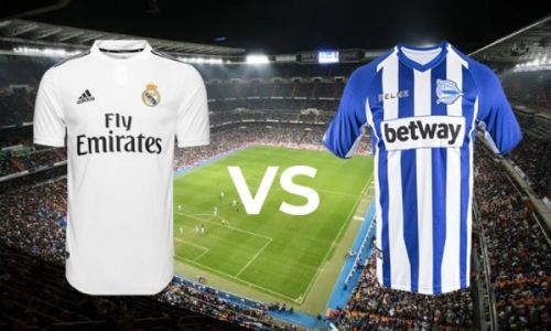 Real Madrid vs. Alaves
