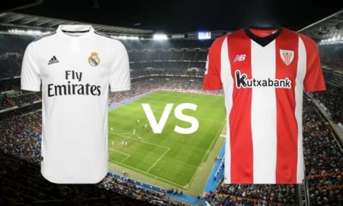 Real Madrid vs. Athletic Bilbao
