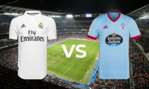 Real Madrid vs. Celta Vigo