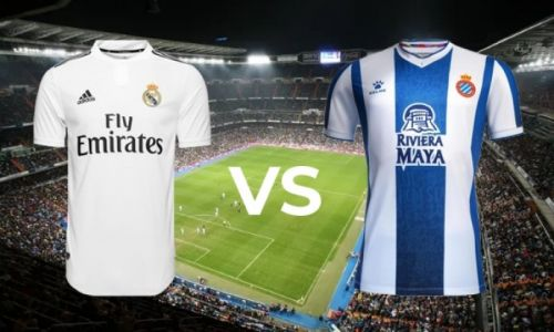 Real Madrid vs. Espanyol