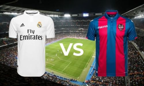 Real Madrid vs. Levante
