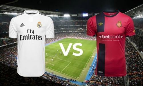 Real Madrid vs. Mallorca