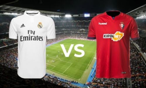 Real Madrid vs. Osasuna