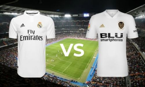 Real Madrid vs. Valencia