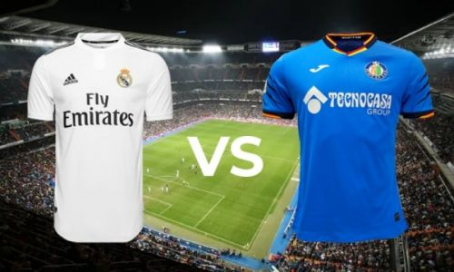 Real Madrid vs. Getafe
