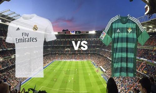 Real Madryt vs. Betis Sevilla