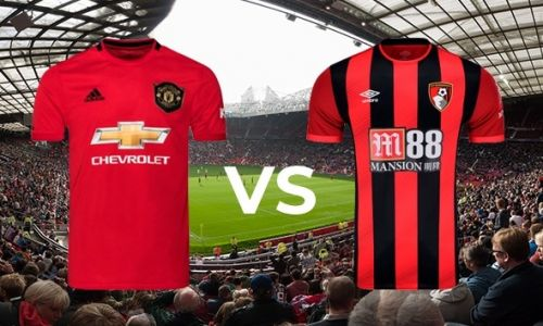 Manchester UTD vs. Bournemouth