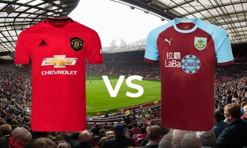 Manchester UTD vs. Burnley