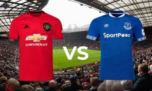 Manchester UTD vs. Everton