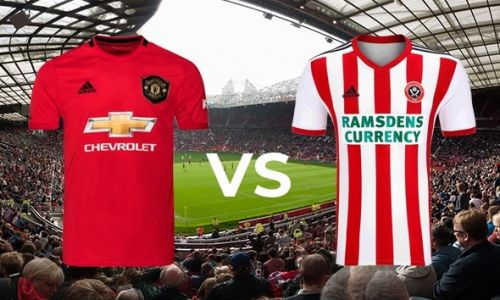 Manchester UTD vs. Sheffield UTD