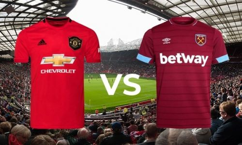 Manchester UTD vs. West Ham United